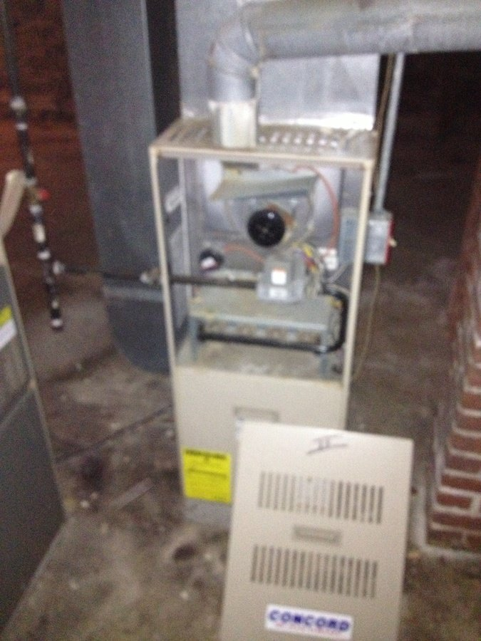 concord 80 plus furnace manual