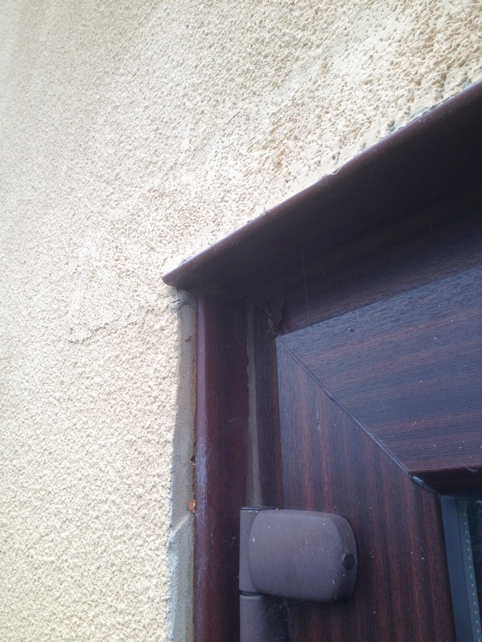 Leaking French Doors Diy Forums