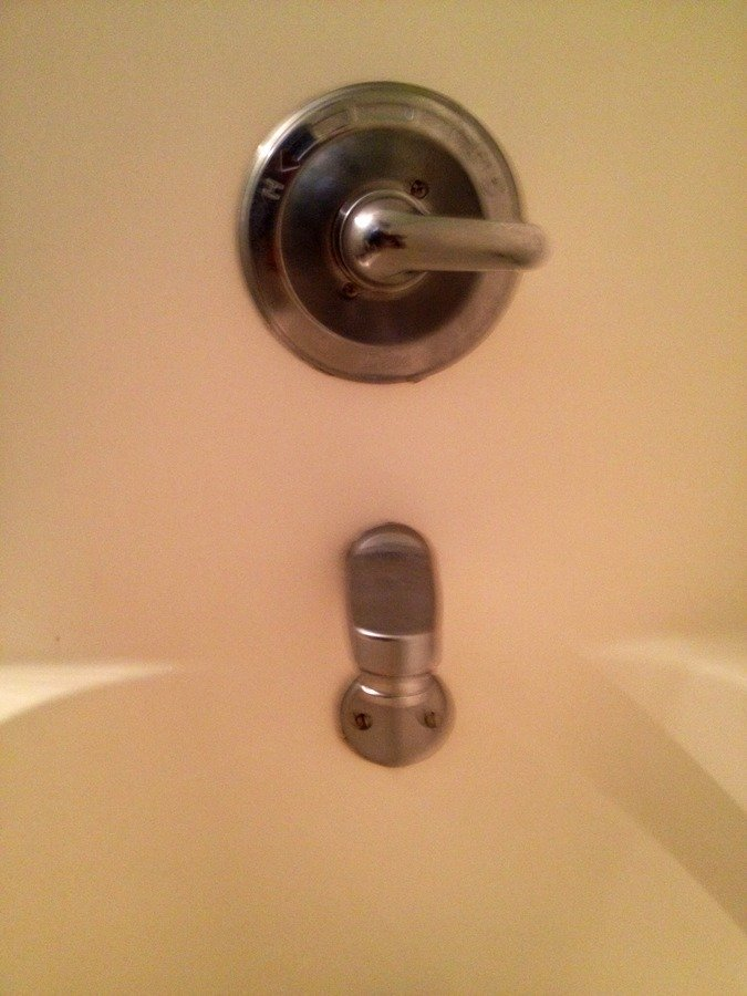 I Can Not Get Delta Single Faucet Handle Off I Have Drilled Stripped
