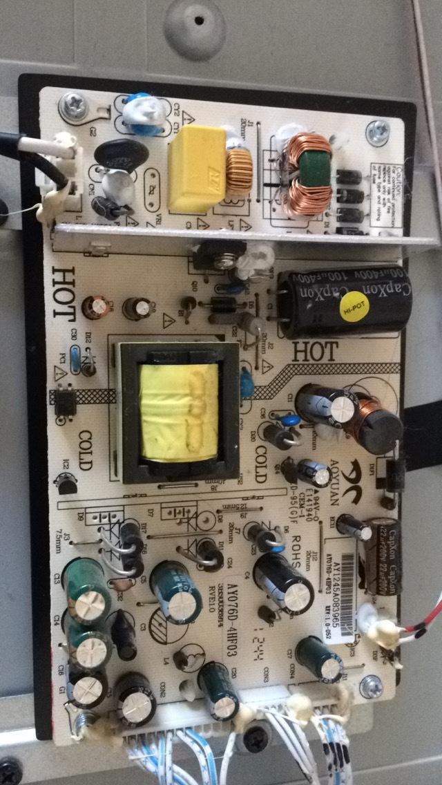 SEIKI LED TV SE322FS | DIY Forums