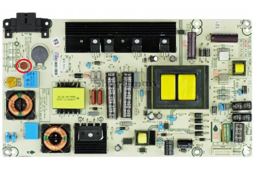 Hisense 50k22dg No Picture But Sound | DIY Forums