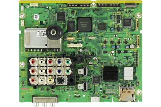 My Panasonic Tc-p42x1 Plasma TV Wont Power On    the LED Blinks