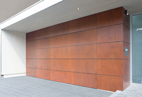 Flush Mounted Garage Door Diy Forums
