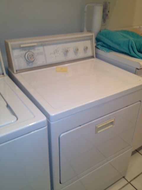 I Am Thinking Of Buying A Used Washer And Dryer Set