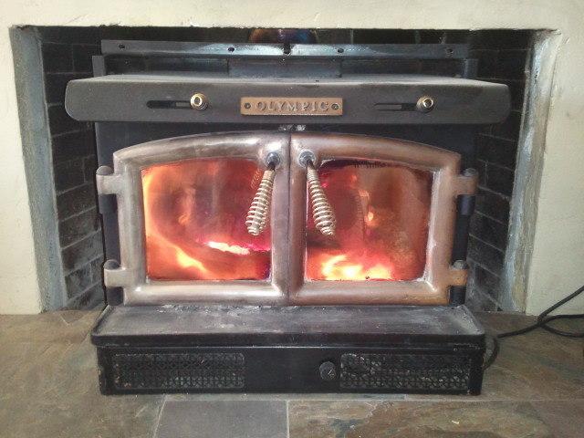 Washington Stove Works    Olympic Fireplace Insert Controls | DIY Forums