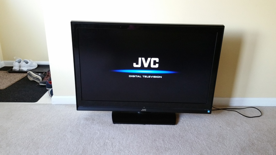 JVC TV Freezes | DIY Forums