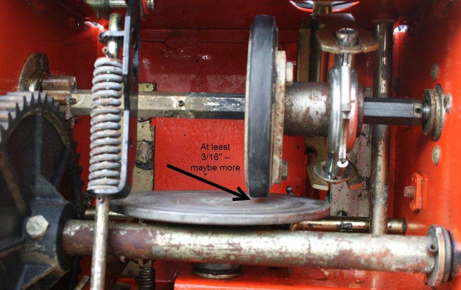 mtd snowblower wiring diagram ariens 932036    snow blower    won t go forward or reverse  ariens 932036    snow blower    won t go forward or reverse