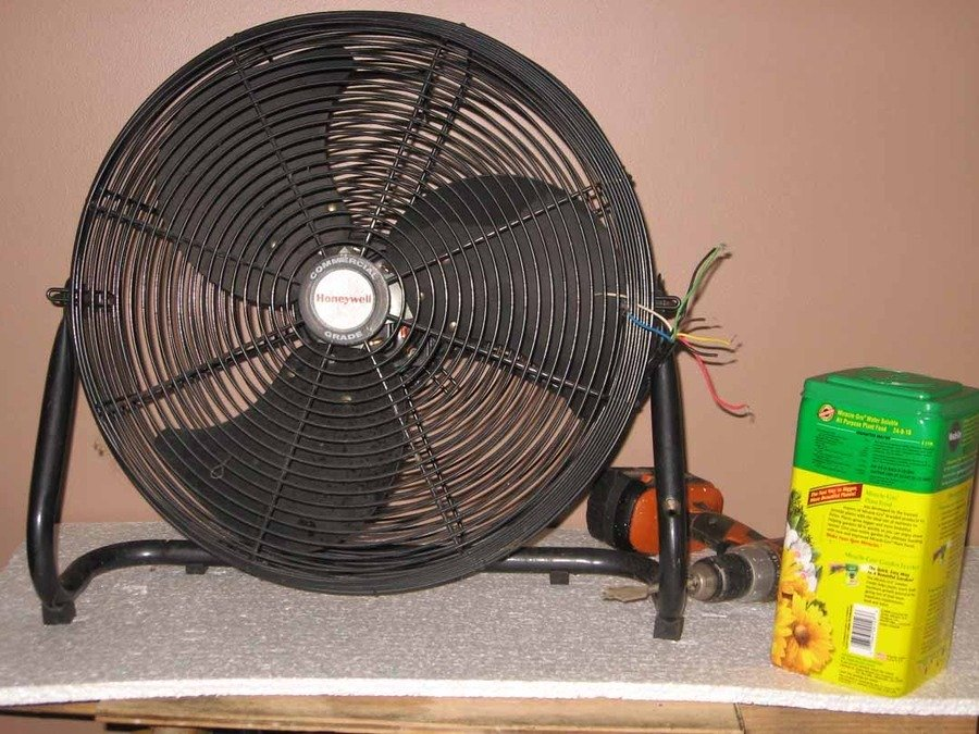 I Have A Honeywell Hv 180 Floor Fan That Is Practically