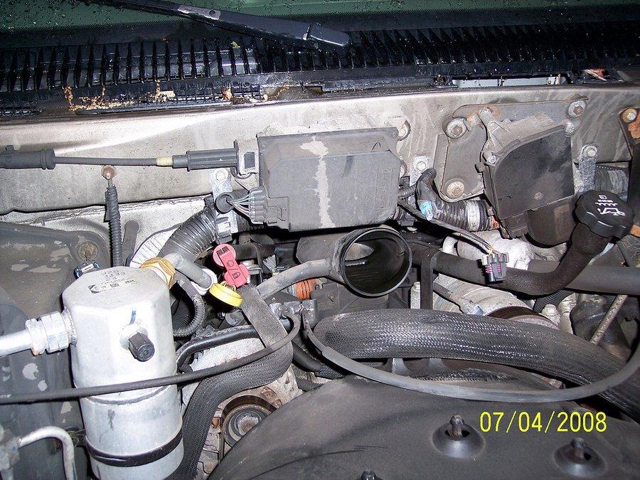 2003 Chevy Trailblazer Ac System Diagram