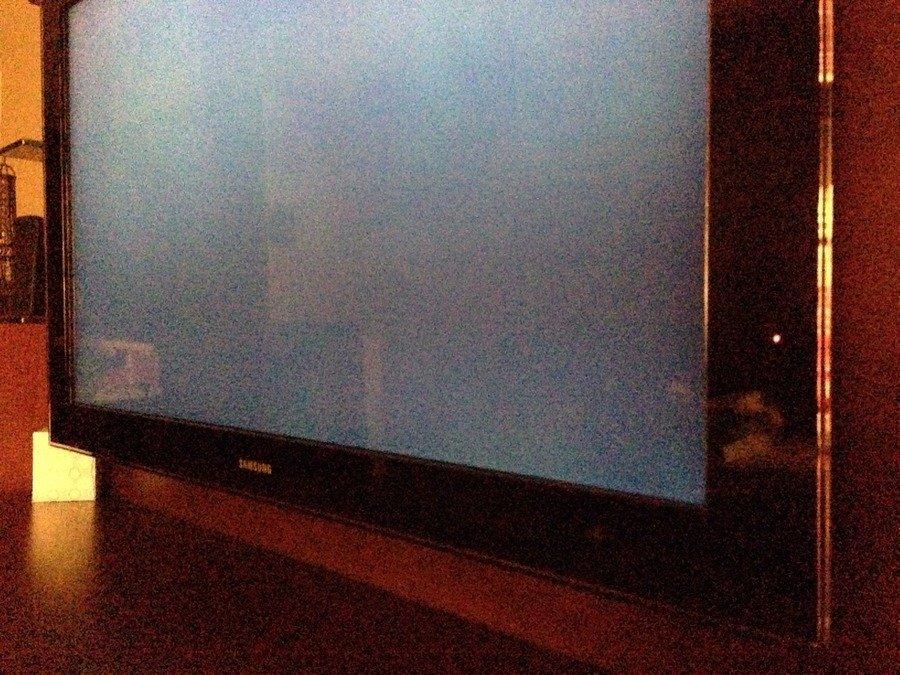 dynex tv problems screen crack