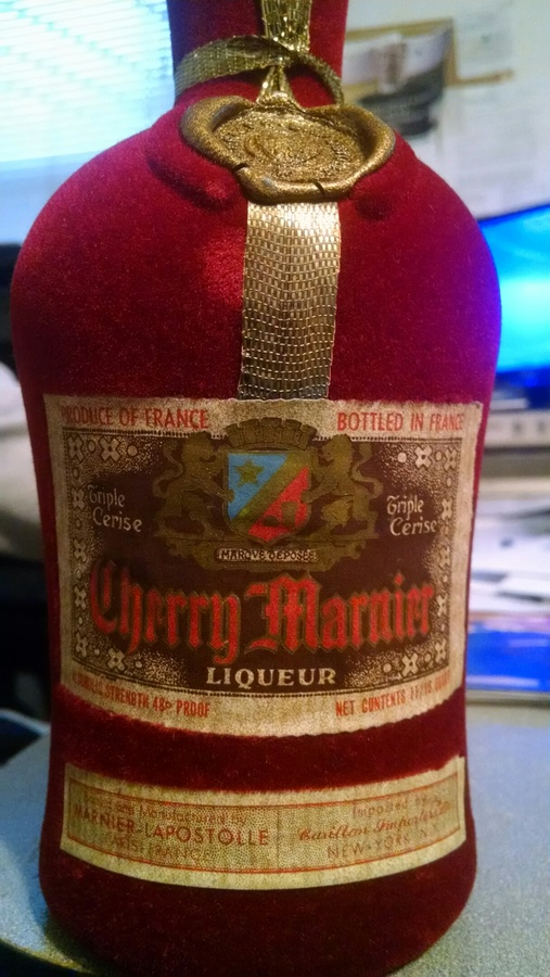 Cherry Marnier Tripple Cerise Drinks Planet