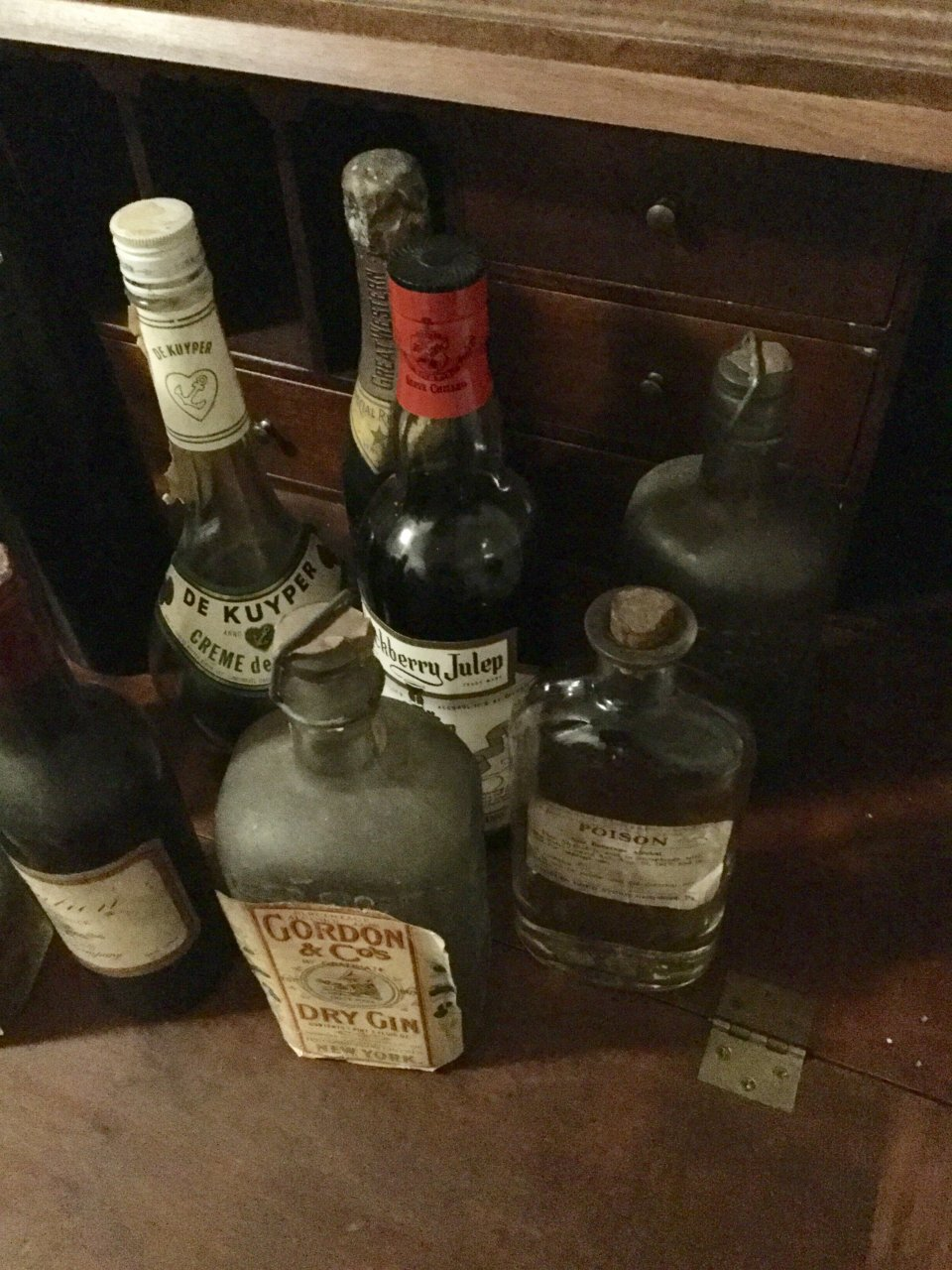 I Recently Inherited Some Vintage Alcohol From My Father ...