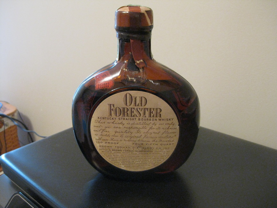 I Have A 1943 Unopened Bottle Of Old Whisky Looks Like