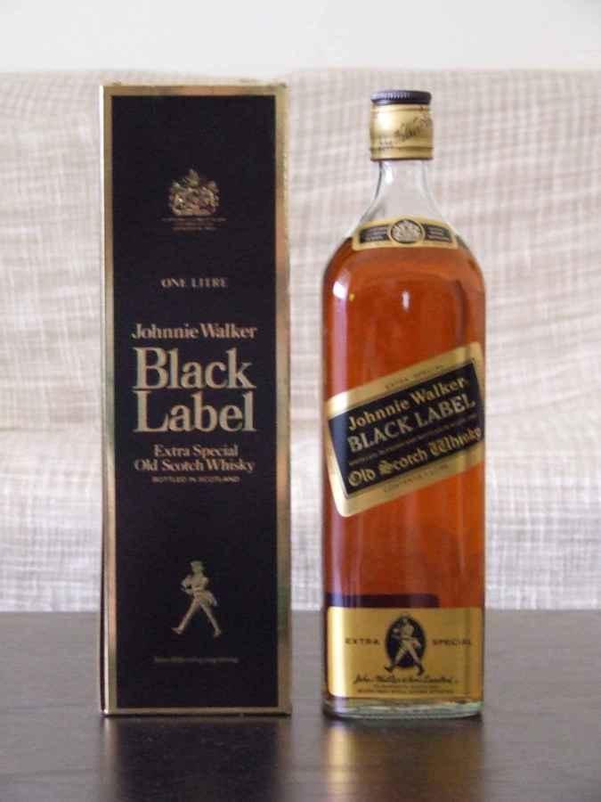 how to drink johnnie walker black