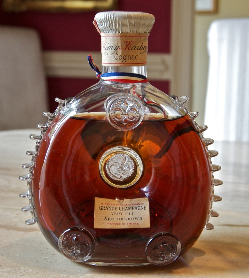 Unopened 1938 Remy Martin Louis Xiii Grande Champagne Cognac Drinks Planet