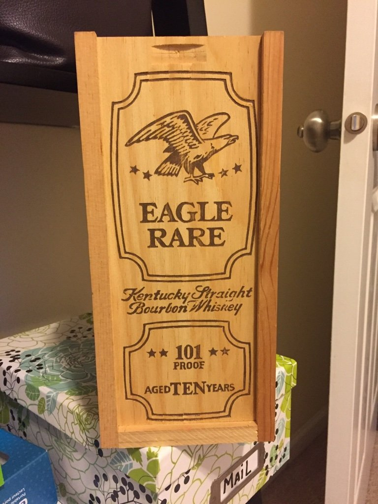 Eagle Rare Kentucky Bourbon 101 Proof Aged 10 Years