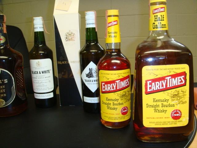 Value Of Old Sealed Bottles Of Whiskey Drinks Planet