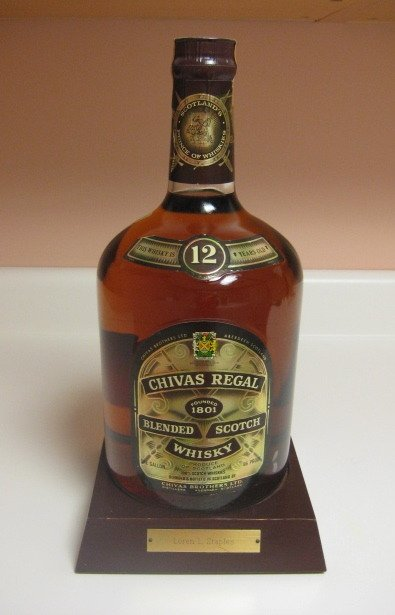 How to read chivas serial numbers - Scotch Malt Whisky Forum