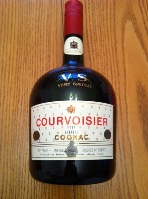Vs very special courvoisier cognac 80 proof by appointment this is pictures altavistaventures Images