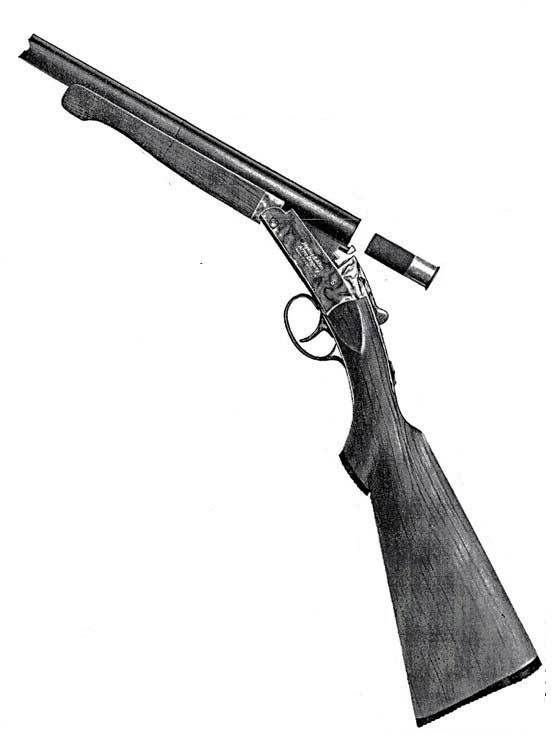 hopkins & allen arms co serial number