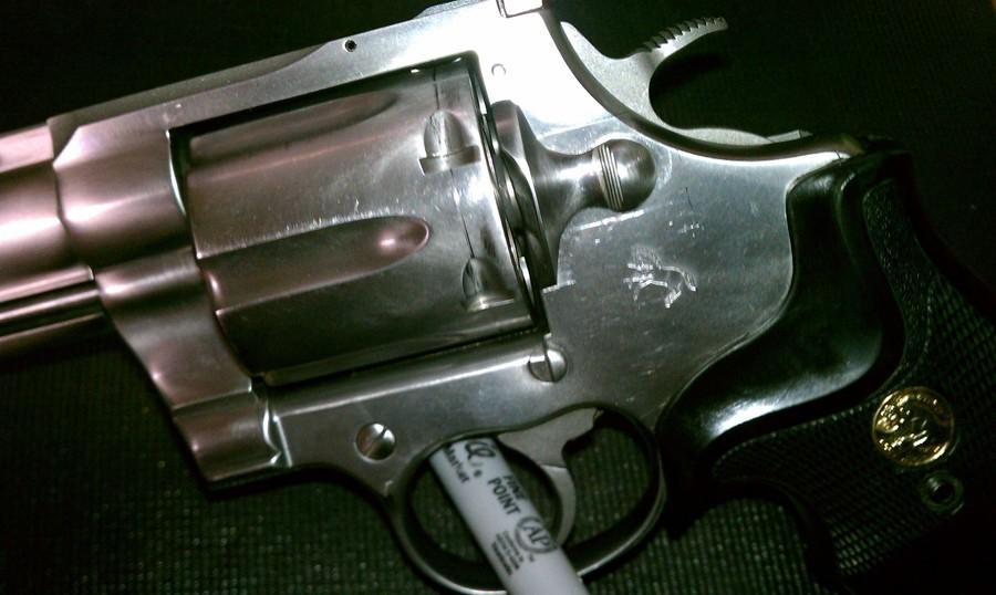 Colt Anaconda 8 Inch Barrel | Gun Values Board