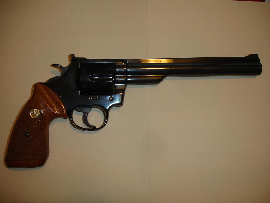 colt trooper mark iii trigger