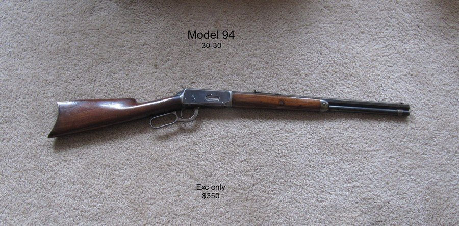 Winchester 94 serial number list