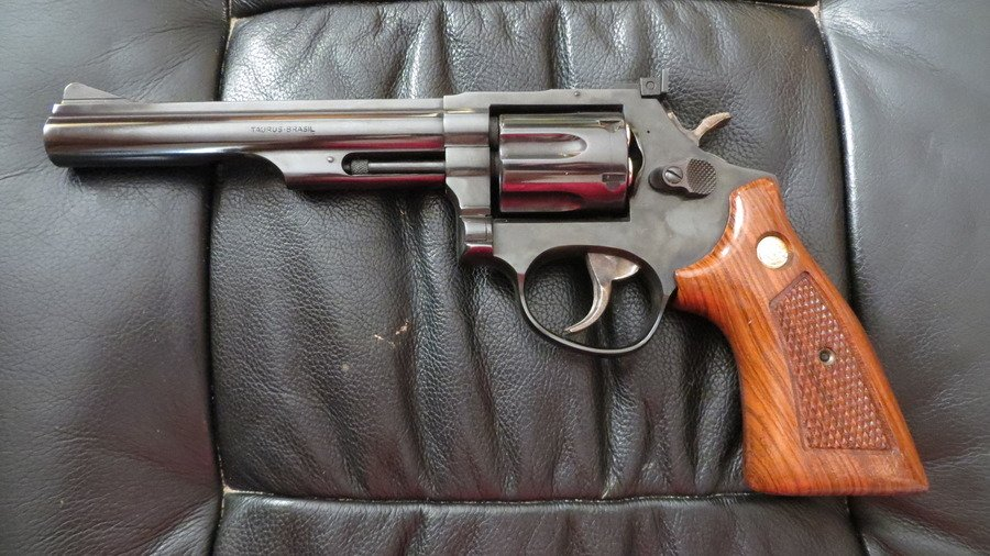 Age Of A Taurus  357? I Have A Taurus Model 66  357 Magnum Revolver