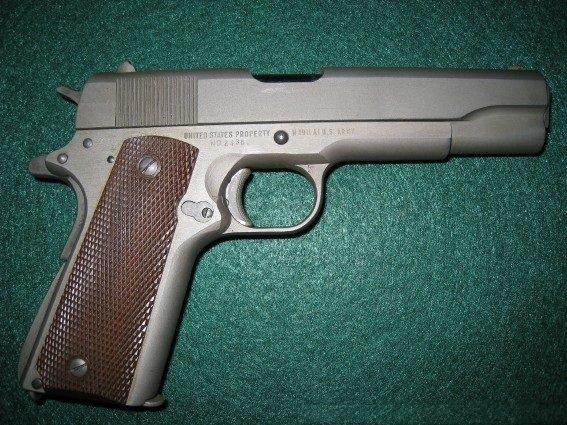 1945 Remington Rand 1911 | Gun Values Board