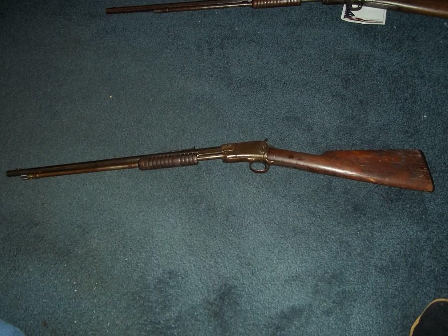 Value Of Winchester 1901 Pat  Jan  29, 1901 Serial# 490832 B Short