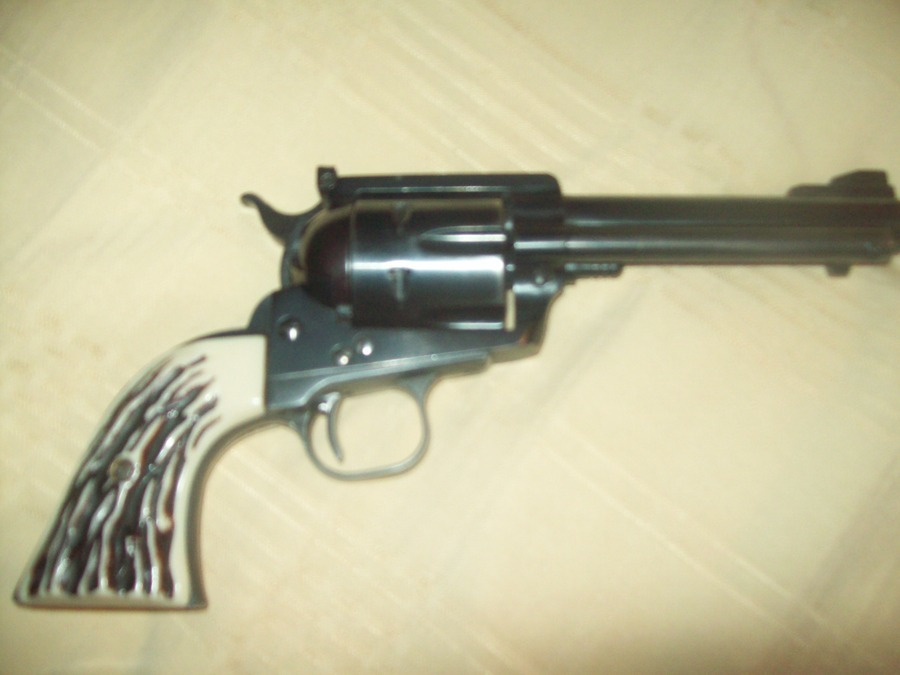 What Is The Value Of My Ruger Blackhawk? Its The Old Model