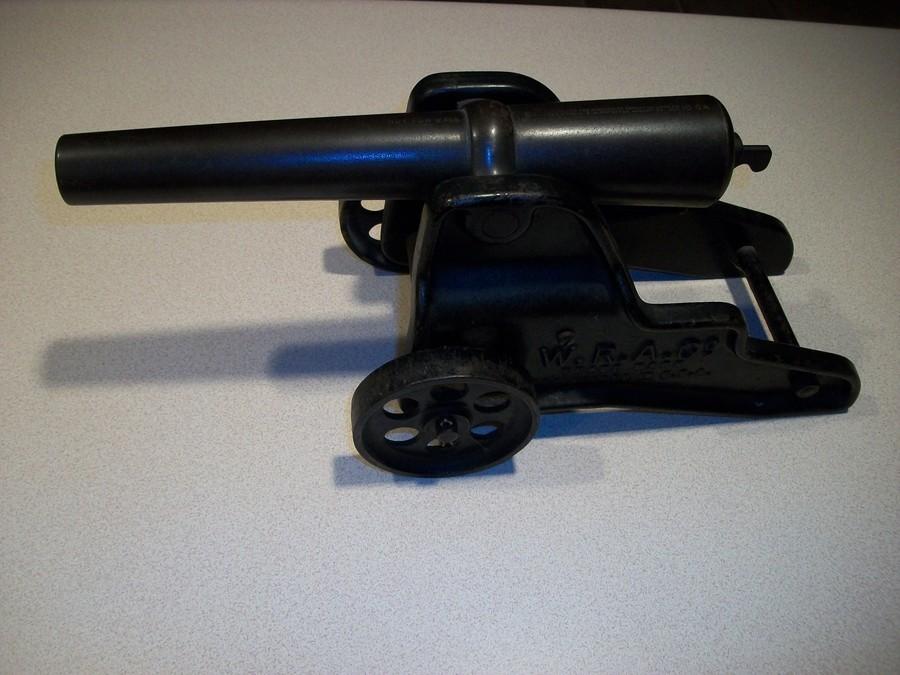 Winchester Signal Cannon - 1901 - All Original   Gun Values Board