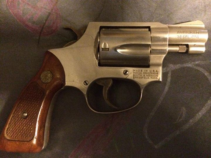 Dating s & w Modell 36