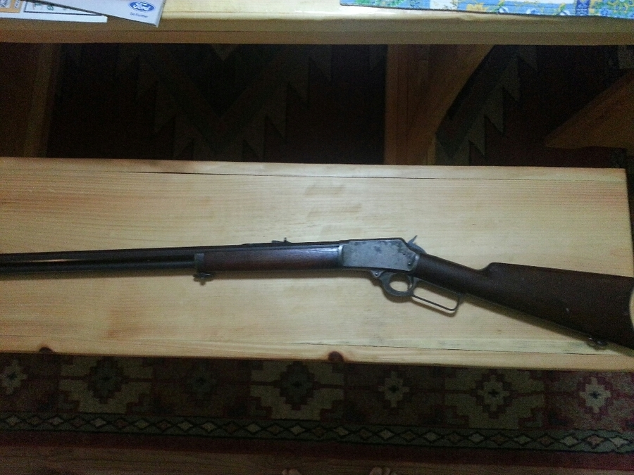 Marlin 1894 serial number dating