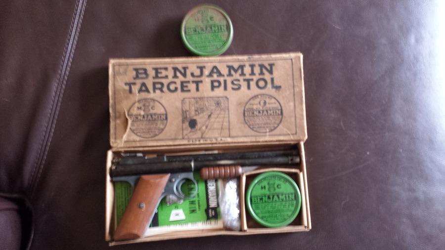 I Need A Air Pump Seal Kit For My Benjamin Air Riffle Model