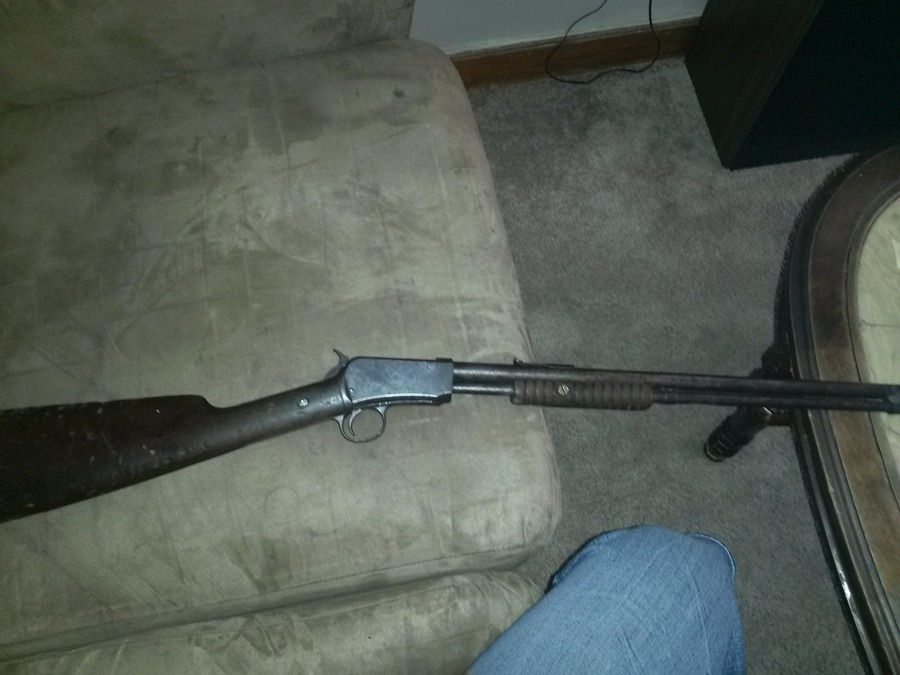 Dating a winchester 1906 value