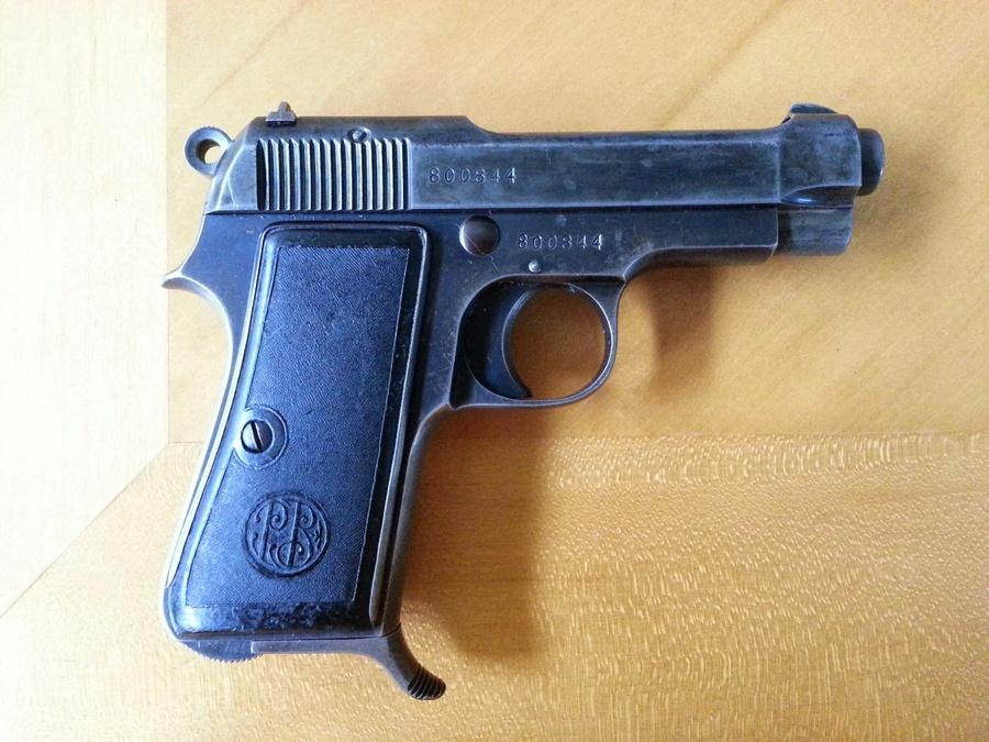 Beretta M1934? | Gun Values Board