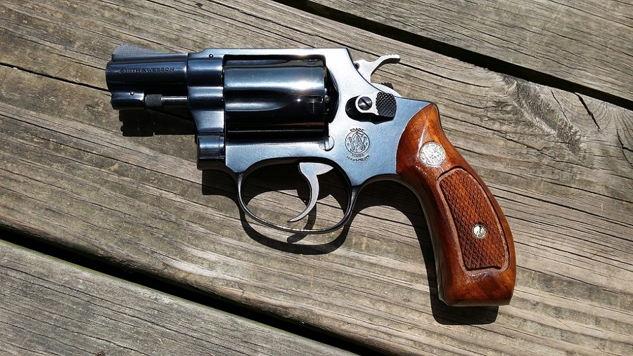 smith and wesson model 36 serial numbers