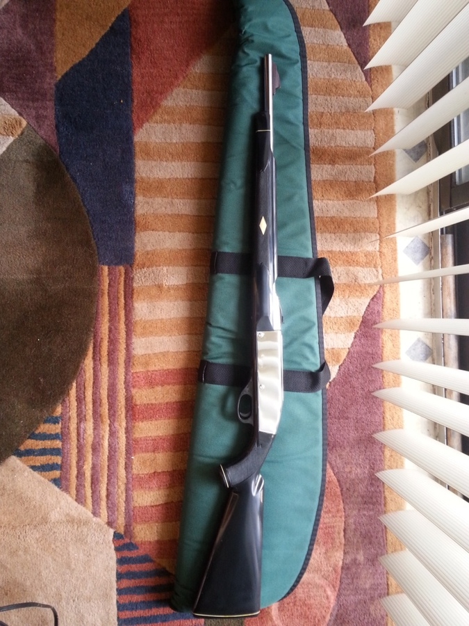 remington nylon 66 apache black chrome value