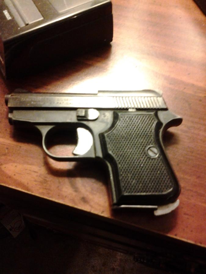 HOW MUCH IS A ARMI TANFOGLIO GT 27 25 CAL WORTH | Gun Values