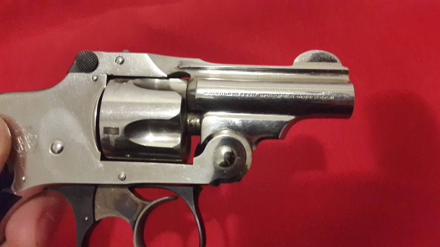 Smith A Wesson Bicycle Model 2inch Barrel | Gun Values Board