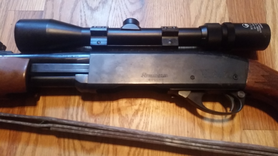 What Is The Value Of A Remington 760 Gamemaster  223 W/out Magazine