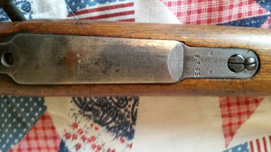 I Have A Model 98 8 Mm German Mauser  All Serial Numbers