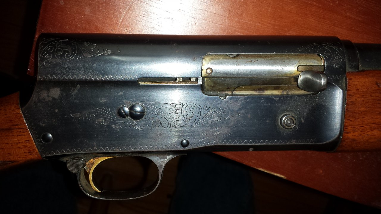 I Have Two Browning Shotguns I Inherited And Am Interested In