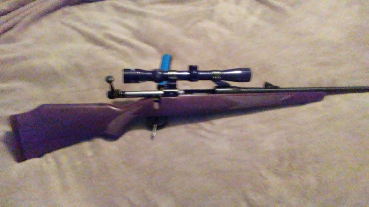 Dating Savage Rifle serienummer