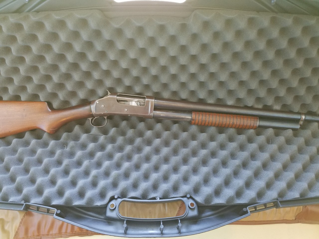 Winchester 1897 Riot Gun   Gun Values Board