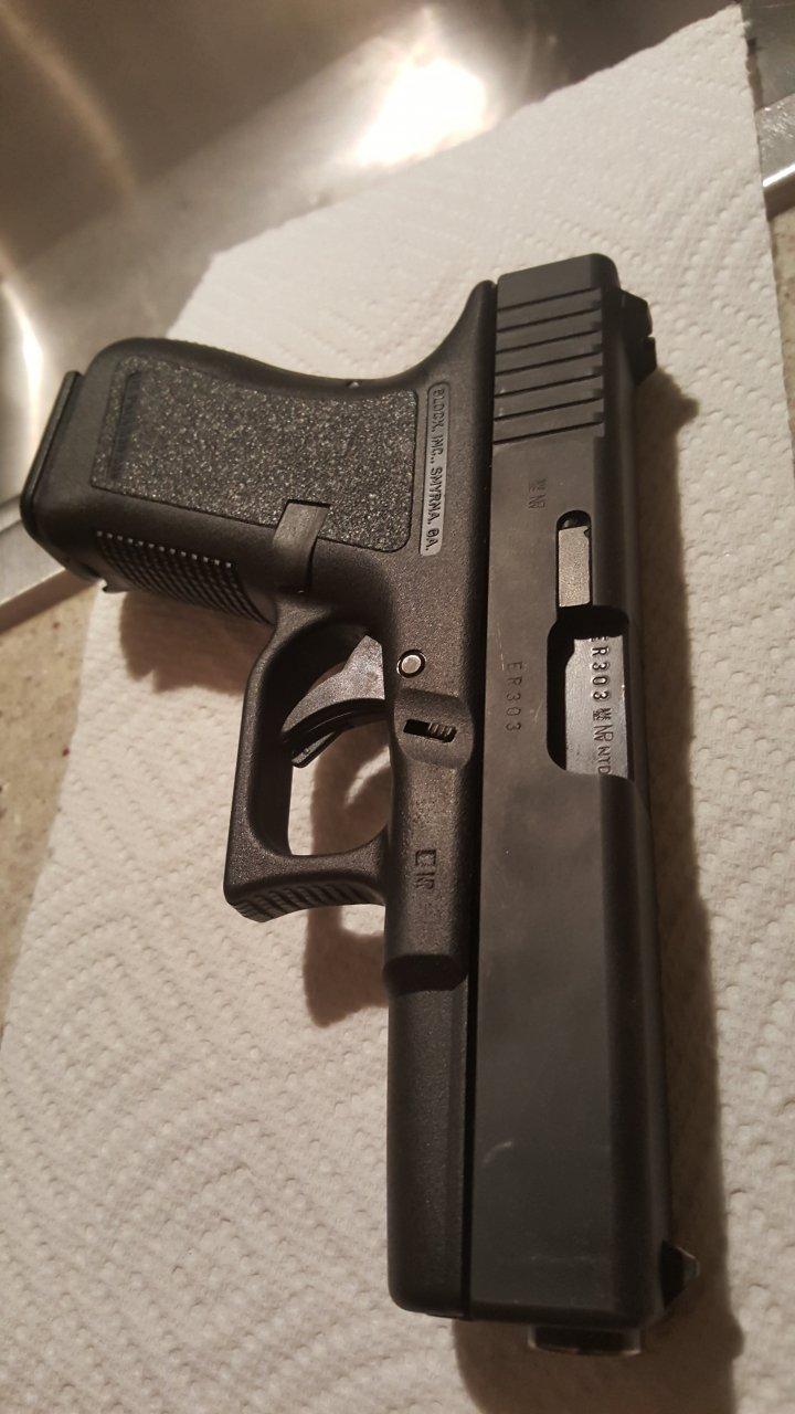 Glock 19 Gen1 | Gun Values Board