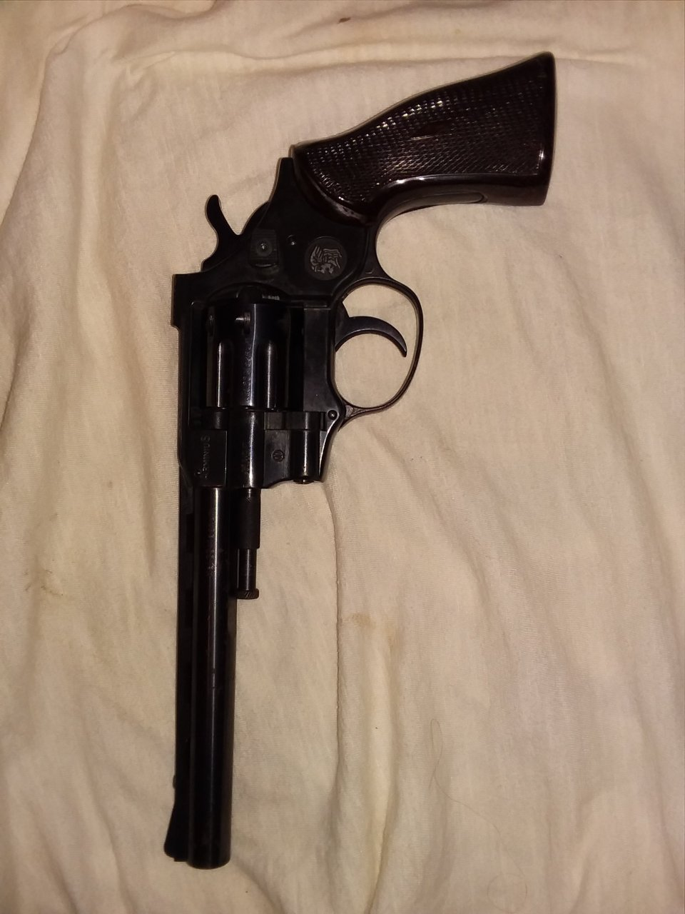 Value Of German Made, ArminuS HW7, 8 Shot Revolver  22 Mag  Pictures