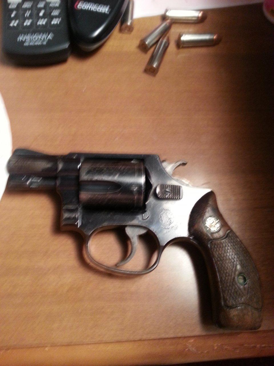 38 Smith Wesson Chiefs Special | Gun Values Board