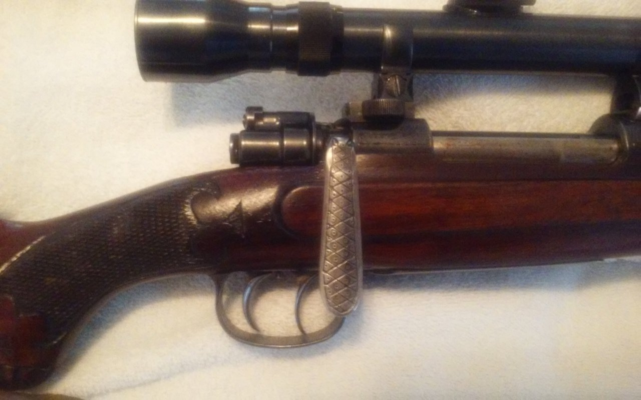 Looking For A Gunsmith Who Can Tell Me If This Is An 8mm Model 98